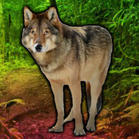 Free online flash games - WowEscape Save The Wolf game - WowEscape