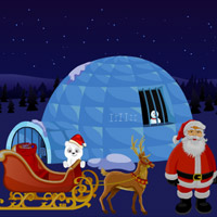 Free online flash games - Xmas Day Escape-1 game - WowEscape