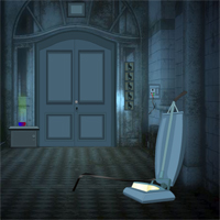 Free online flash games - No Exit Abandoned Room Escape game - WowEscape