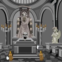 Free online flash games - Angels and Demons Temple Escape game - WowEscape