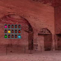 Free online flash games - Archaeological Rock Place Escape game - WowEscape