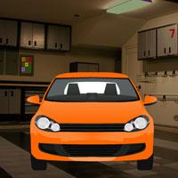 Free online flash games - Basement Garage Escape game - WowEscape