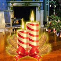 Free online flash games - Christmas Candle Castle Escape game - WowEscape