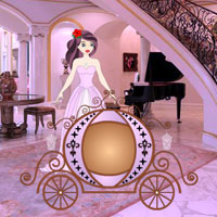 Free online flash games - Cinderella French Mansion Escape game - WowEscape