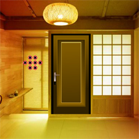 Free online flash games - Conventional Japanese House Escape game - WowEscape