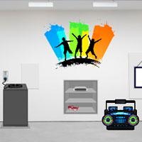Free online flash games - Dance Studio Room Escape game - WowEscape