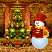 Free online flash games - Escape Game Christmas Star game - WowEscape