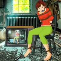 Free online flash games - Escape Game Save Kidnapped Girl game - WowEscape