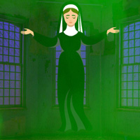 Free online flash games - Escape Game Save The Nun game - WowEscape