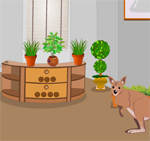 Free online flash games - Escape The Kangaroo game - WowEscape