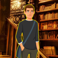 Free online flash games - Escape the Student from Library game - WowEscape