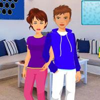 Free online flash games - Excursionist House Escape game - WowEscape