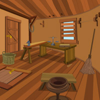 Free online flash games - Forest Hut Escape game - WowEscape