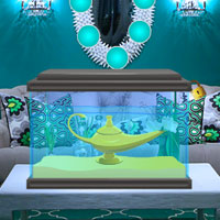 Free online flash games - Genie Lamp Escape game - WowEscape