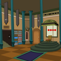 Free online flash games - Gold Palace Escape game - WowEscape