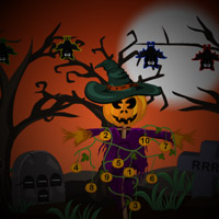 Free online flash games - Halloween Trick or Treat Escape-1 game - WowEscape