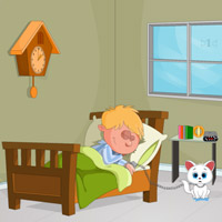 Free online flash games - Kitty Escape game - WowEscape