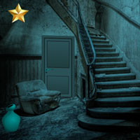Free online flash games - Left Alone House Escape game - WowEscape
