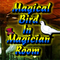 Free online flash games - Magical  Bird In Magician Room game - WowEscape