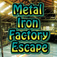 Free online flash games - Metal Iron Factory Escape game - WowEscape