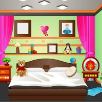 Free online flash games - Mini Escape-Kids Bedroom game - WowEscape