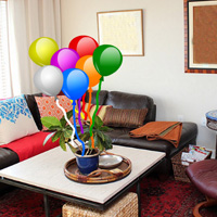 Free online flash games - Party Balloon House Escape game - WowEscape