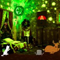 Free online flash games - Santa House Escape 2015 game - WowEscape