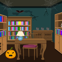 Free online flash games - Scary Halloween House Escape 3 game - WowEscape