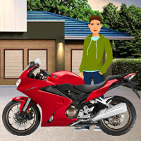 Free online flash games - Superbike Escape game - WowEscape