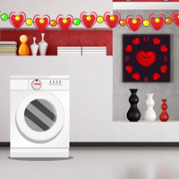 Free online flash games - Valentine 2018 Room Escape game - WowEscape