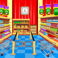 Free online flash games - Wow Mart Escape game - WowEscape