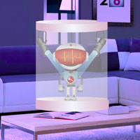 Free online flash games - WOW Robot Escape game - WowEscape