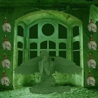 Free online flash games - Wow Skull House Escape game - WowEscape