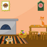Free online flash games - Wow Turkey House Escape game - WowEscape