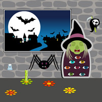 Free online flash games - Wow Witch Room Escape game - WowEscape