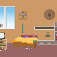 Free online flash games - Wowescape from Familiar Room game - WowEscape