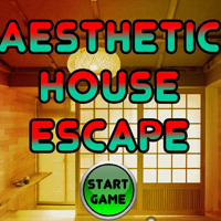 Free online html5 games - Aesthetic House Escape game