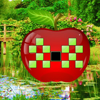 Free online html5 games - Apple Garden Escape game