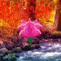 Free online html5 games - Fall Water Forest Escape HTML5 game
