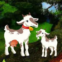 Free online html5 games - Goat Family Escape HTML5 game