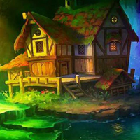 Free online html5 escape games - Magical Nightmare Forest Escape HTML5