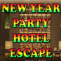 Free online html5 games - New Year Party Hotel Escape game