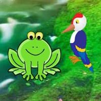 Free online html5 escape games - Woodpecker Family Escape HTML5