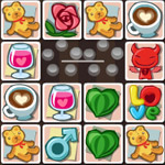 Free online flash games - Dream Love Link game - WowEscape