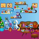 Free online flash games - Hidden Christmas Objects game - WowEscape