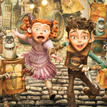 Free online flash games - The Boxtrolls Hidden Objects game - WowEscape