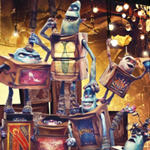 Free online flash games - The Boxtrolls Hidden Spots game - WowEscape