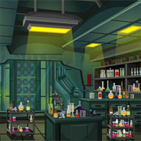 Free online flash games - Ena Chemical Factory game - WowEscape