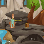 Free online flash games - Escape The Rescue Man game - WowEscape