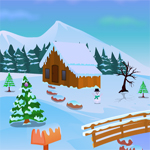 Free online flash games - Escape With Santa Bell game - WowEscape